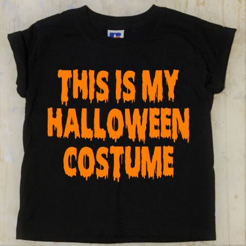 Kids This is my Halloween Costume T-Shirt